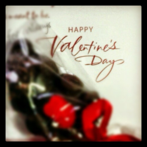Happy Valentines Day <3 #greetings #chocolate