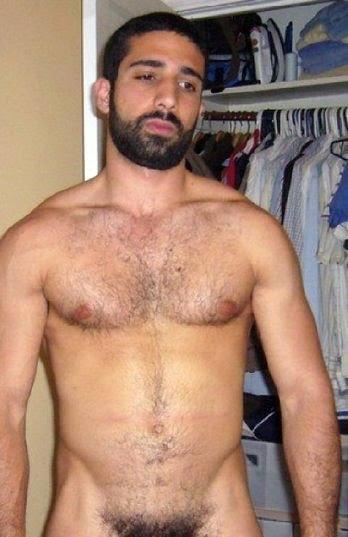 фото голых мужчин арабы