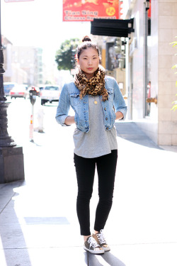 the-streetstyle:  SF in Less Than a Dayvia clothedmuch
