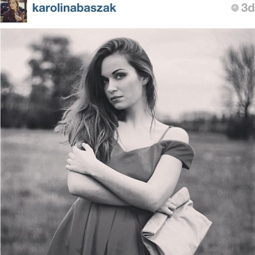 #regram of the lovely @karolinabaszak with her Dinner clutch