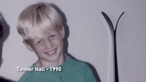 nhwhitemountainmoose:  Tanner Hall was an adorable little kid.