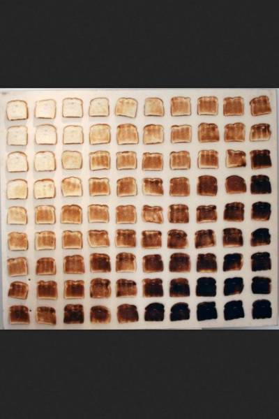 beccyiesaysrawr:  50 shades of toast