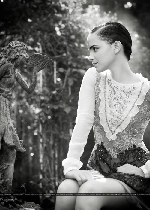 eternity-of-fashion:  Emma Watson by Mariano Vivanco