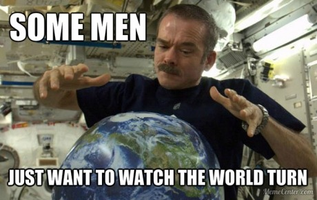 niknak79:  Chris Hadfield - Coolest Astronaut Ever