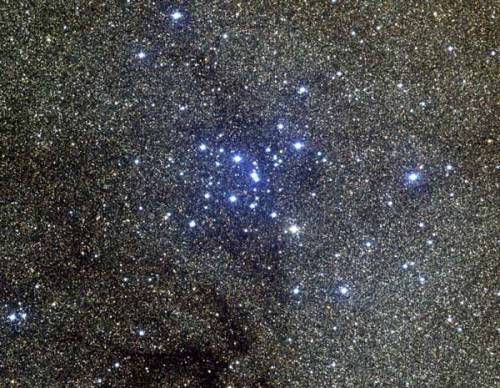 The M7 Open Star Cluster in Scorpius
