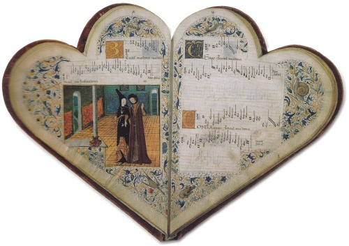 lesfoudres:  French Medieval Song Book