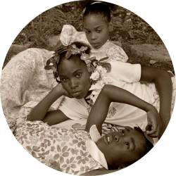 beardbriarandrose:  Carrie Mae Weems, May Flowers from May Days Long Forgotten, 2002  C-print
