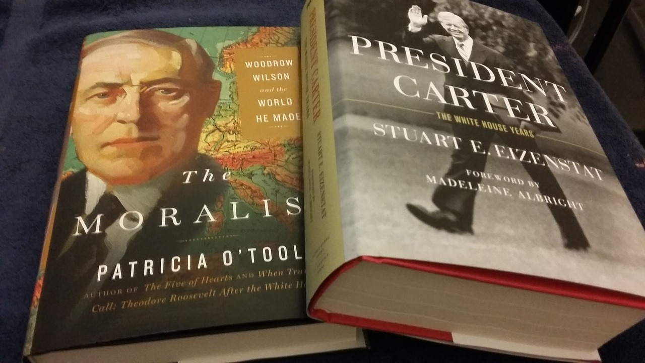 Dead Presidents — I'm always happy to add more in-depth Presidential...