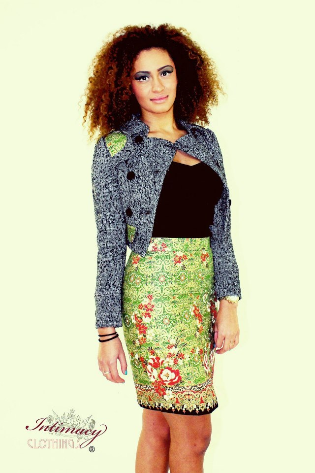 hybrid-be-ing:  Intimacy Clothings @D2I Global Empire skirts and jackets