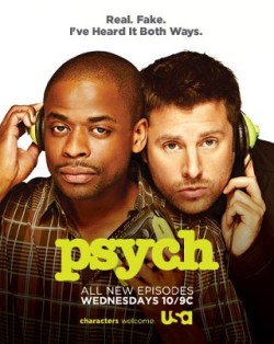 "I'm watching Psych    ""DVRing.""                      3545 others are also watching.               Psych on GetGlue.com"