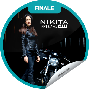 I just unlocked the Nikita: Til Death Do Us Part sticker on GetGlue                      2896 others have also unlocked the Nikita: Til Death Do Us Part sticker on GetGlue.com                  Is Nikita going to kill the President? Congratulations and thank you for watching the season finale of Nikita, you just unlocked the 'Til Death Do Us Part' sticker!  Share this one proudly. It's from our friends at The CW.