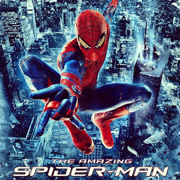 #365filmes Amazing Spider-man (2012)
