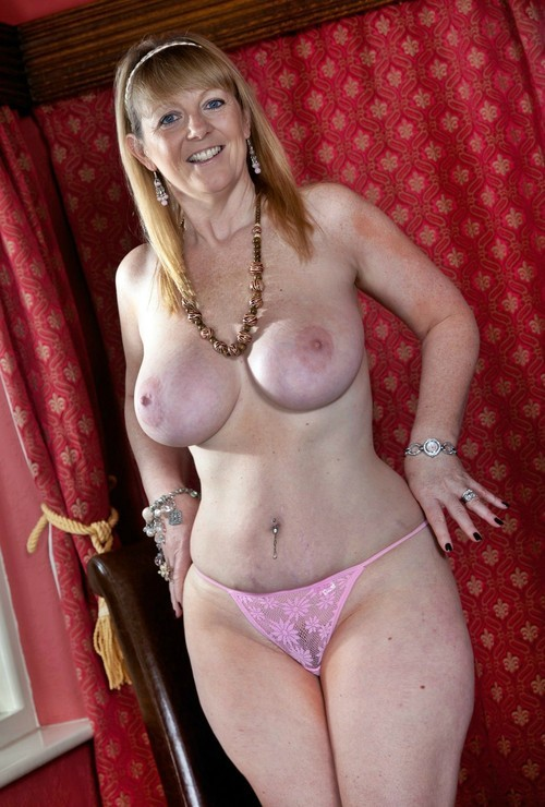 Sophie uk hairy mature
