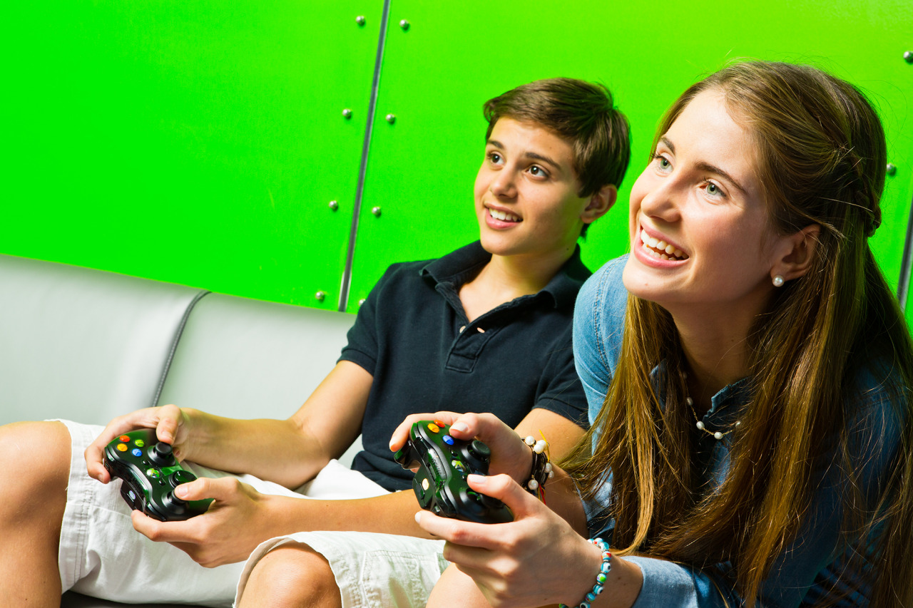 "Revealing an addition to its series of premium collaborations, Celebrity Cruises has joined forces with Microsoft's Xbox to integrate the leading destination of video game entertainment into guests' modern luxury vacations. Slated to introduce one of the industry's largest Xbox experiences at sea, Celebrity's alliance boasts entertaining Xbox-themed spaces across its fleet, offering families interactive Xbox Games experiences for children, teens and even the kid in every adult. The newly ""Solsticized"" Celebrity Constellation is the first of Celebrity's ten ships to introduce the complete onboard Xbox experience when it re-entered service on May 5, 2013, after completing its scheduled drydock - just in time for families planning their summer vacations. The remaining Celebrity ships will offer Xbox 360 and Kinect for Xbox 360 this summer, and will unfold the full Xbox experience by the end of 2013. To celebrate, we're giving away a 7-night cruise for a family of four, as well as Xbox 360 prize packs!  Enter today for a chance to win: http://bit.ly/1a1ap0G"