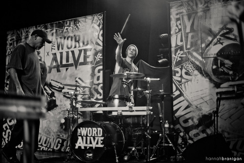 hannahbraniganphotography:   Luke Holland of The Word Alive February 15th, 2013 in Santa Ana, CA PHOTOS // FACEBOOK // TPSP