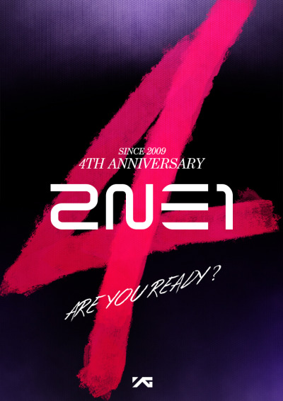 "ygfamilyy:  YG Life Update (130517): ""ARE YOU READY?"" #FOUREVER2NE1"