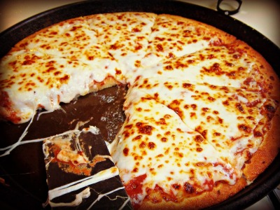I'm craving Pizza hut!!