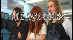 The Vaccines on Dirty Laundry with Special Guest Host Katy Goodman