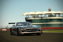 Three of the latest AMG vehicles celebrate their digital premiere in Gran Turismo 6. by the way, if you haven't catch the trailer, you can see it here. on the similar news, Sony teases with a mysterious PS4 trailer which gets us pretty worked up (in a good way, though). awesome. can hardly wait to see how the new set will look like.