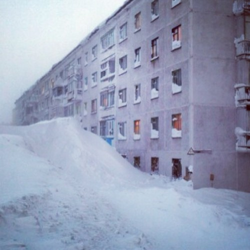 Shit(( #spring #march #siberia #russia #photo #snow #world #life #planet #cold