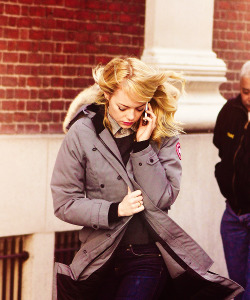 Emma Stone | out in New York (March 4th, 2013)