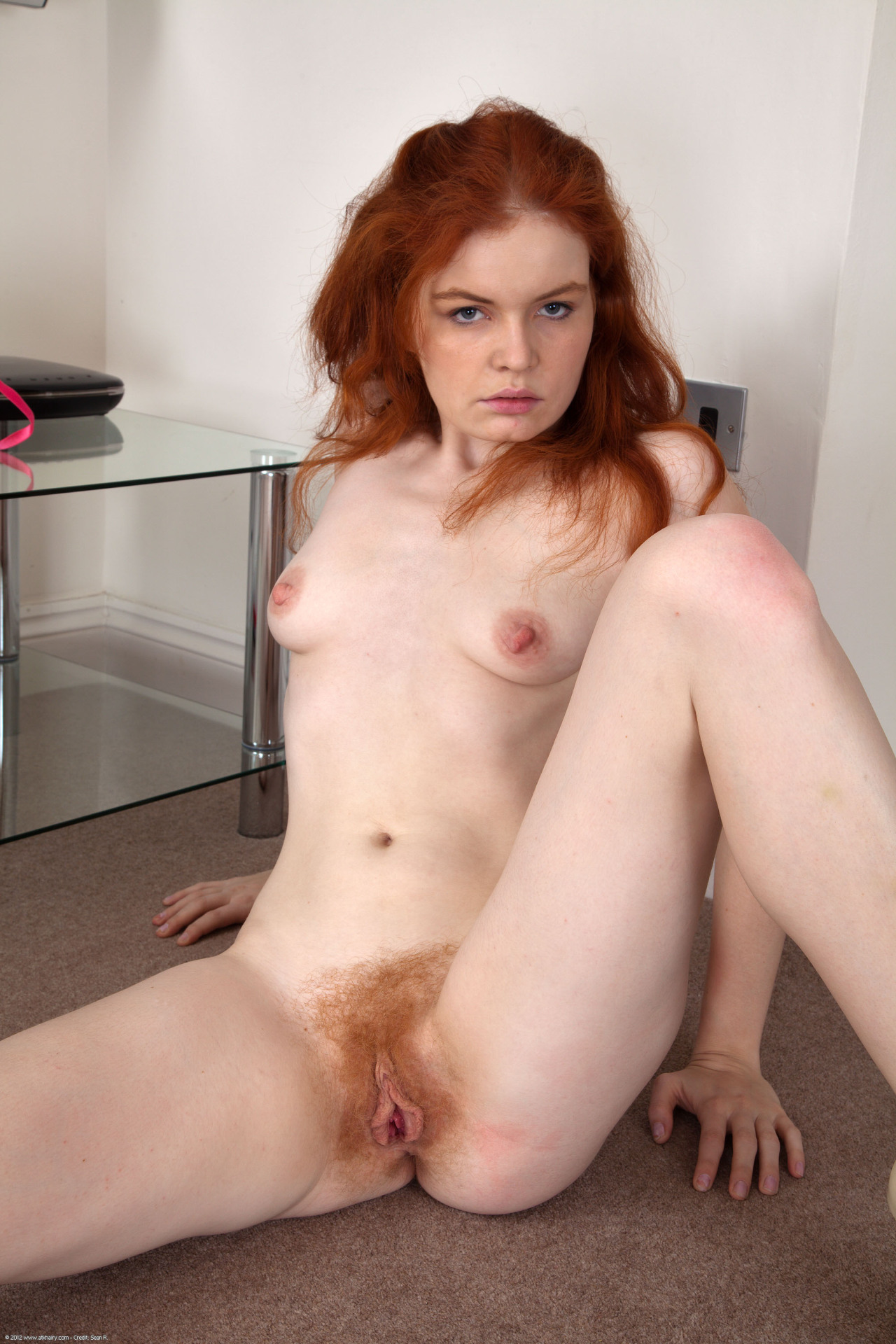 Nude scottish red heads