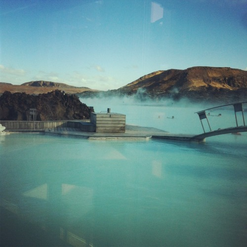 codycanunot:  Blue Lagoon, Iceland  i wanna swim in it *_*