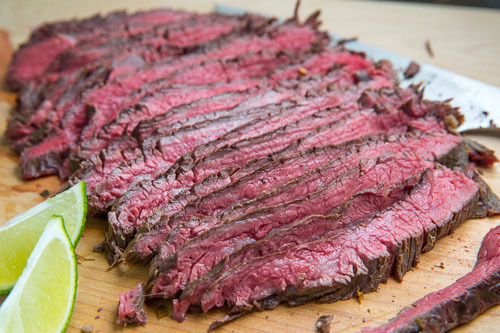 mylife-mydestiny:  Carne Asada (Grilled Marinated Steak)