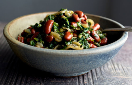 beans and greens: a power couple @nytdining