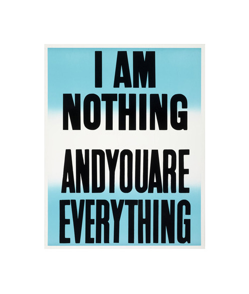 nevver:  I am nothing