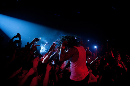 Waka flocka flame live wylin' out with the crowd. kool haus. october 2012. I wasn't sure how Waka flocka live would be but it was pretty entertaining. He had so much energy.