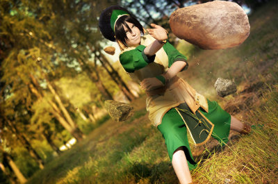 Toph Bei Fong - Let's play! by *TophWei