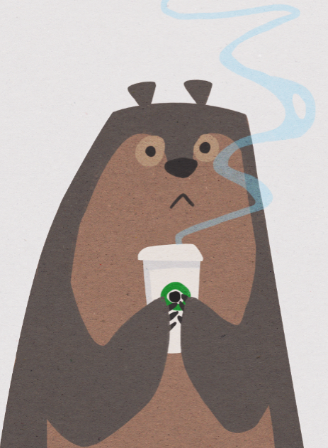 Sorry for the inactivity guys. Have a Starbucks bear.