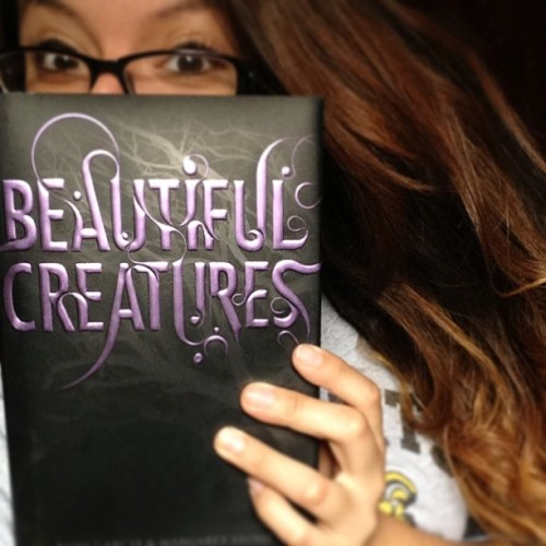 Look what finally came in the mail! :D #beautifulcreatures #whatanerd