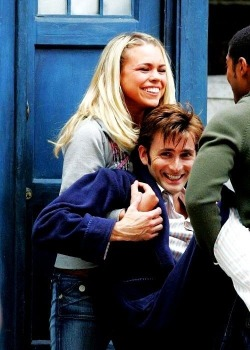 my like for doctor who is going downhill ever since david tennant and billie piper left