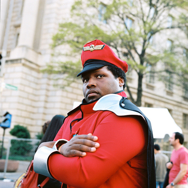 M. Bison on Flickr.