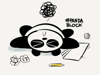 #PANDA Blocks are the worst… especially on Sundays
