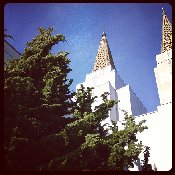 Love this place. #lds #temple