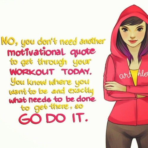 love this! keeps me #motivated <3 #happy #workout #health #fitness #workout #goal #goalbody #summer2013 #weightloss #muscle #tone #loseweight #healthy #eatclean #loveyourself #getthere #workhard #neverquit #love #sucess #makeithappen