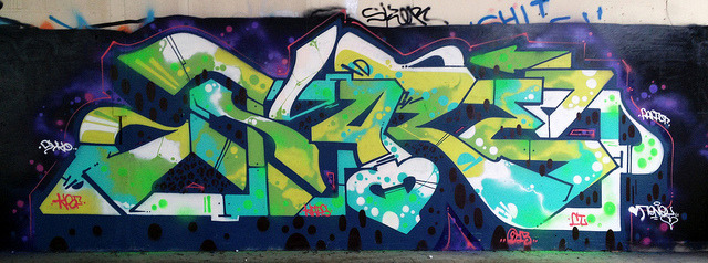 graffmanifesto:  SARE2 by SARE TWO on Flickr.