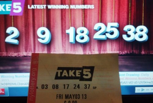collegehumor:  The Most Frustrating Lotto Ticket in the World LOOKS LIKE WE GOT A… loser…