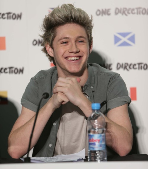 theholyvline:  'Where We Are' Press Conference on 16/5/2013, HQ
