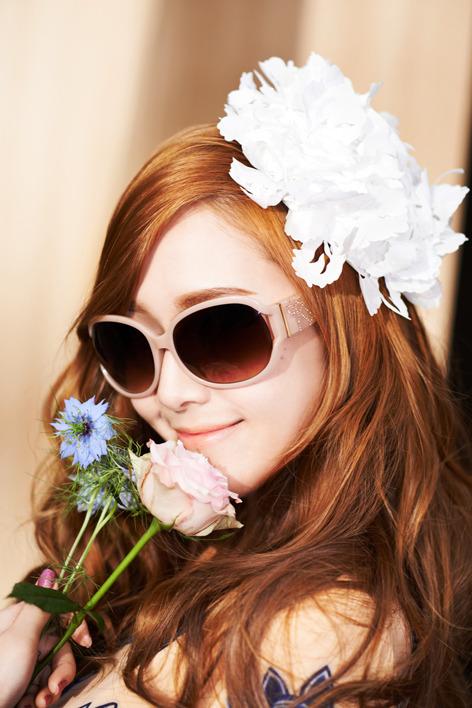 "Jessica @""Cosmopolitan""April Issue"