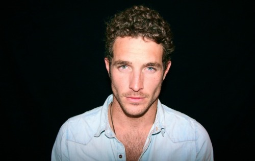 homotography:  Ford model Justice Joslin by Andrew Weir