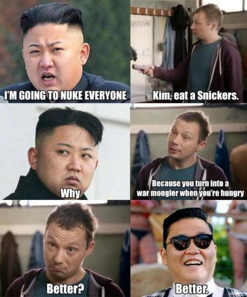 Snickers Satisfies!