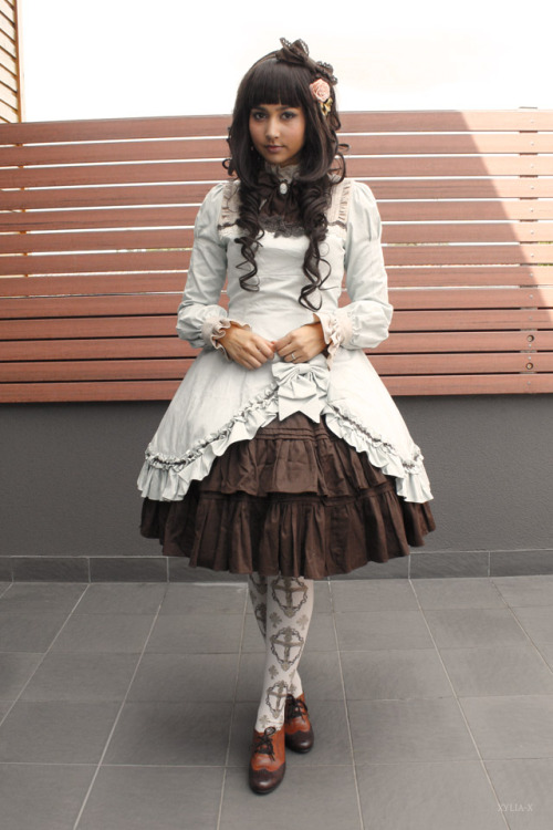 International Lolita Day outfit ♥