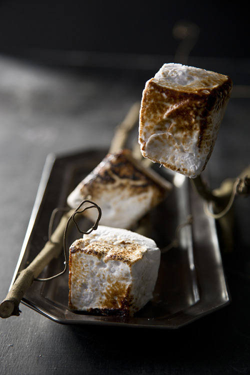 unrich:  themodernexchange:  Adult S'mores | Salted and Styled  oh my god