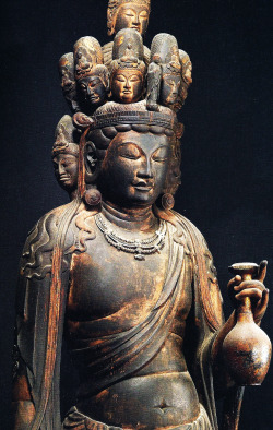 ancient-serpent:  Avalokiteshvara