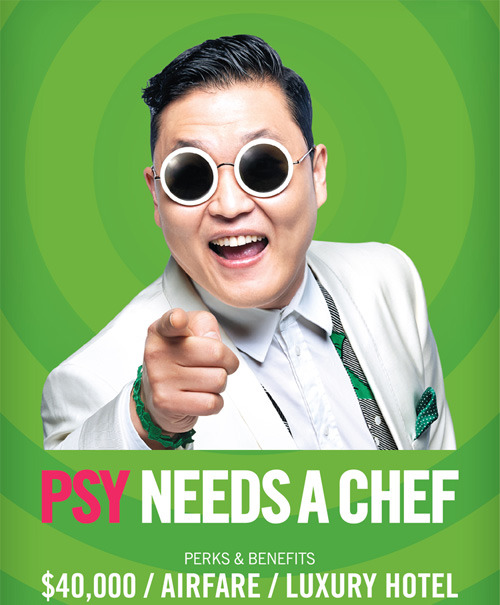 Win Fully Sponsored Trip To Travel With Psy!Yo~yo~yo! Yes, this is NOT a bluff to all of you! You can win the fully sponsored trip and travel…View Post