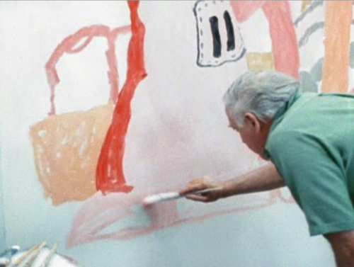 from Philip Guston: A Life Lived (1982)